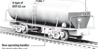 Concerns grow about safety of oil tank cars