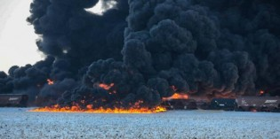 Reaction to NTSB Crude Oil Transport Recommondations