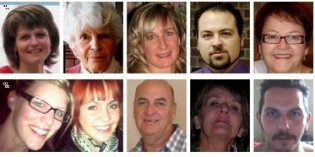 Lac-Megantic derailment: Faces of the disaster