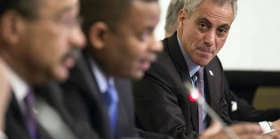 Emanuel calls for fee on rail cars carrying dangerous materials
