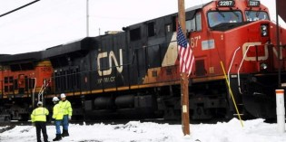 Ulster train accident serves as 'stark reminder' of dangers, US Sen. Charles Schumer says