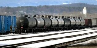 Friday's Albany-area derailment follows rise in crude-oil shipments