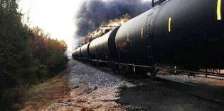 Too Much Propane Could Be a Factor in Exploding Oil Trains