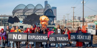 Seattle Council to Governor: Protect this City (And the Climate) from Oil Trains
