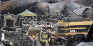 Feds say oil trains should have two-man crews