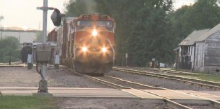 Minnesota town issues traffic tickets to BNSF railroad