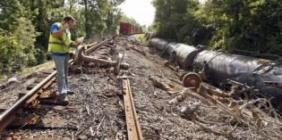 Train derailment leads to evacuations in Buhl