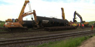 Winnipeg derailment renews safety concerns about crude oil shipments