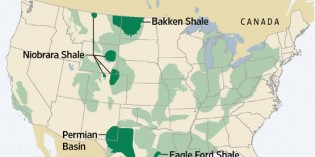Oil From U.S. Fracking Is More Volatile Than Expected