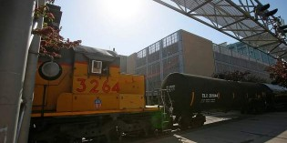 EPA finds rail yards transfer pollutants as well as freight