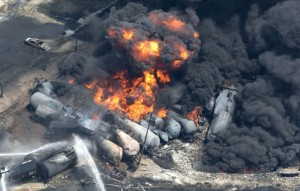 5 States Refuse to Reveal Details of Oil-Train Routes and Volumes; Montana Disagrees