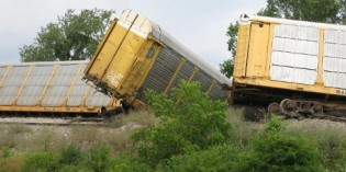 Officials: No danger from Wytheville derailment