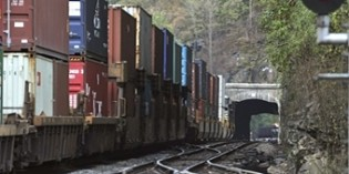 Strong gains for North American freight traffic