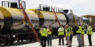 Albany County pushing tough new oil train law