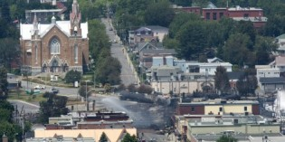 Lac-Megantic mayor urges town to turn page on 'horror' of disaster