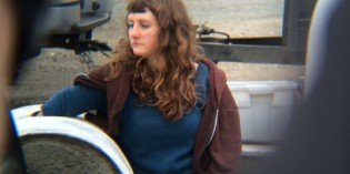 Woman arrested protesting oil trains