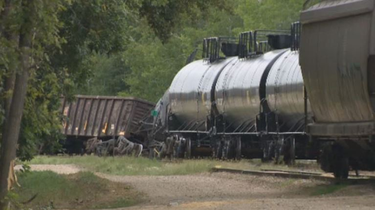 Emerson Residents Told They Can Return To Homes After Bnsf