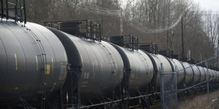 Environmental groups sue U.S. Department of Transportation over oil train safety