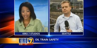 New report details oil train fire danger in Seattle
