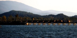 BNSF seeks second bridge at Sandpoint