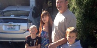 Family who won suit over BNSF oil trains loses home