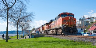 To restore service quality, BNSF will invest heavily in northern tier