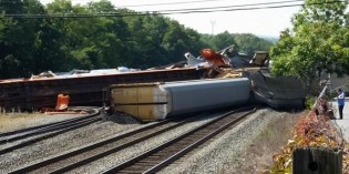 Derailment Clean-Up