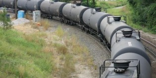 Kansas City is crossroads for crude by rail, documents show
