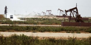 Dropping oil prices could threaten U.S. fracking boom