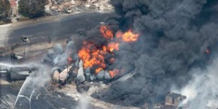 Oil Industry wants 7-10 years to phase out tank cars