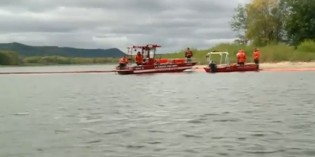 La Crosse-area responders prepare for oil spill