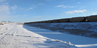 BNSF, communities at cross arms over train blockages