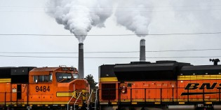Utilities Press Railroad to Speed Coal Deliveries