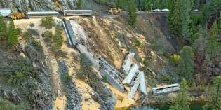 Train derailment amplifies concerns in canyon