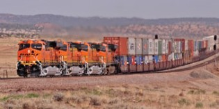 Rail Shipments: Petroleum Products Up 20% over October 2013