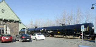 "Oil train rail inspection finds ""critical"" defects on North Country track"