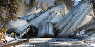 Train Derailment Sends Coal Waste And Lentils Into Creek Near Canadian National Park
