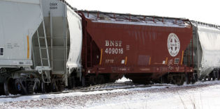Off the tracks: train derails north of Chippewa Falls