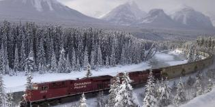 Canadian Pacific train derails in Yoho National Park