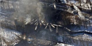 How prepared is Minnesota for an oil train derailment?