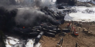 Canadian National Railway's derailment numbers soared 73% before recent crashes