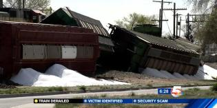 Train derailment points to need for more E911 sign-ups