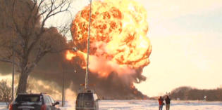 Engineer Suing BNSF After 2013 Casselton Train Derailment
