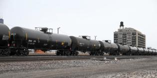 Chicago at heart of crude oil shipments, data show