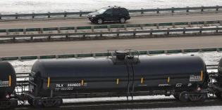 Vandalism on inactive rail line used to justify oil train secrecy