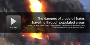 The dangers of crude oil trains and the new rules to help