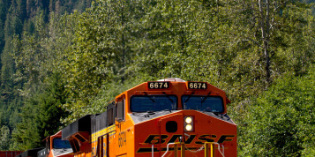 BNSF Introduces New Intermodal Service Schedules in Its Northern Region