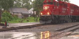 Public Speaks Out Against CP Rail Expansion