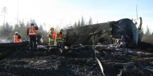 Tank car upgrades cut risk of rail spills, fires, Canadian report shows