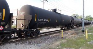 Legal Challenge Brought Over Oil Train Safety Rules